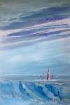 Blue Day 120 x80